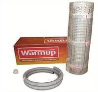 Нагревательный мат для теплого пола PVC 10 20х0,5м, 1500Вт WarmUp Великобритания