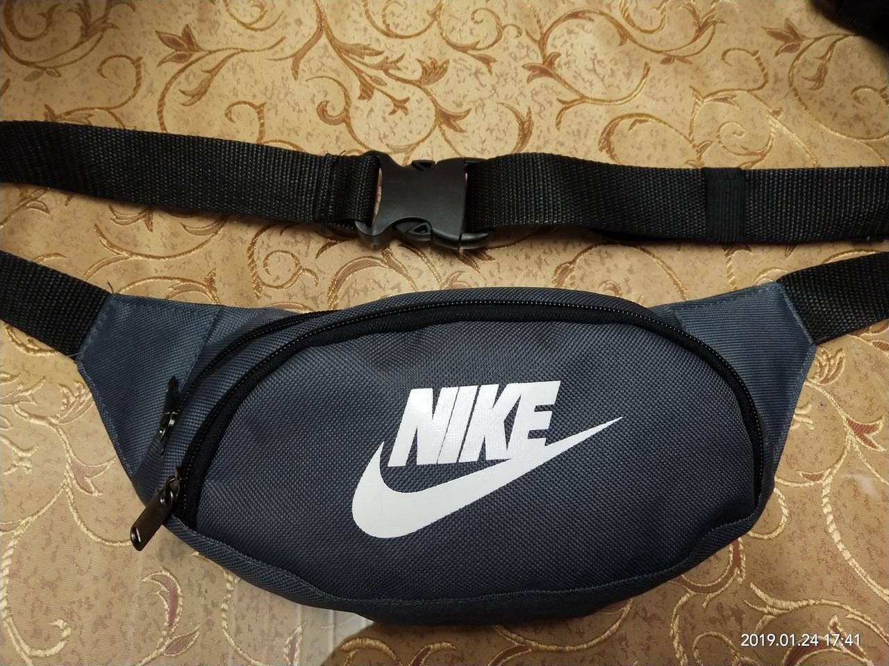 Сумка на пояс NIKE новый/Спортивные барсетки сумка женский и мужские пояс Бананка только оптом