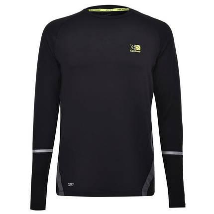 Футболка с длинным рукавом Karrimor XLite Long Sleeve T Shirt Mens, фото 2