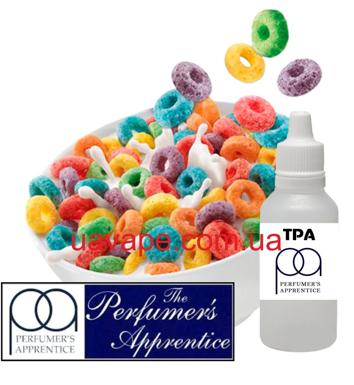 Ароматизатор TPA Fruit Circles Flavor ТПА Фруктовые колечки, 50 мл