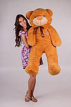 М'яка іграшка ведмедик Рафік 140 см, карамель