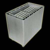 Электрокаменка для сауны  с электромеханический блоком управления