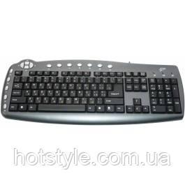 Клавиатура проводная USB мультимедийная FAST EK-3000