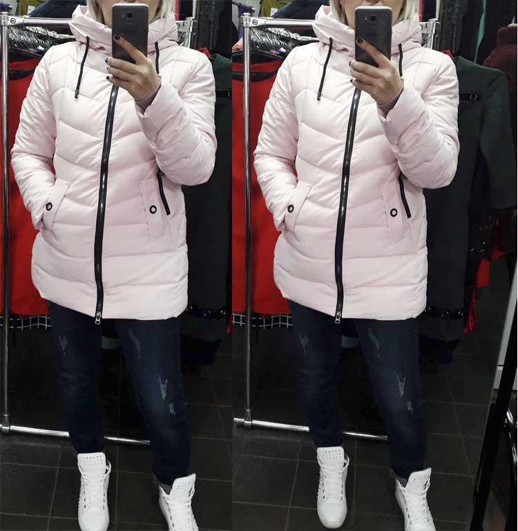 6a618abbc541 Модная зимняя куртка женская