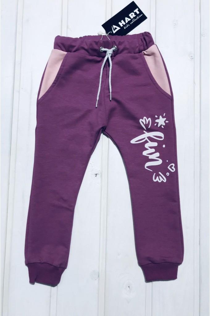 Детские штаны для девочку Код до451о