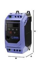 Преобразователь частоты INVERTEK ODE-2-14150-3K012   1,5  кВт