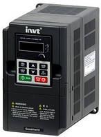 Преобразователь частоты INVT GD10-0R7G-S2