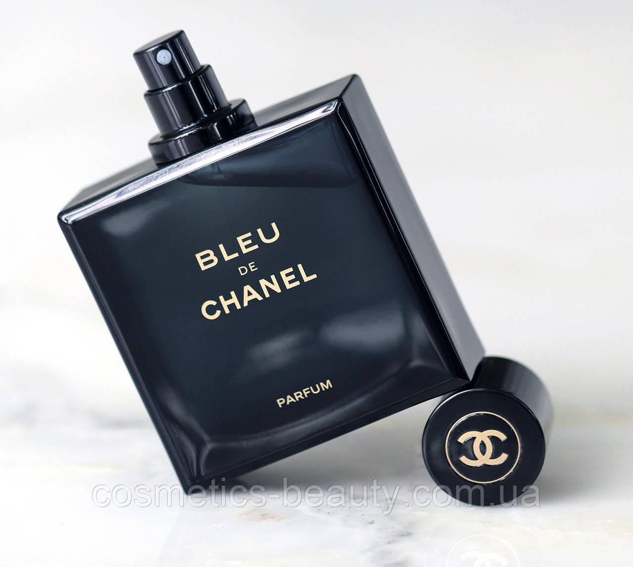 Мужская туалетная вода Chanel Bleu de Chanel (тестер).