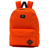 Рюкзак Vans - Vans Old Skool II оранжевого цвета (огонь)