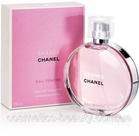 Жіноча туалетна вода Chanel Chance eau Tendre.