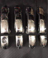 Накладки на ручки Ford Focus III c 2011> нержавейка