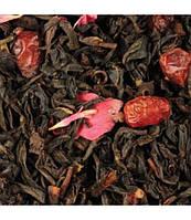 Чёрный чай с барбарисом