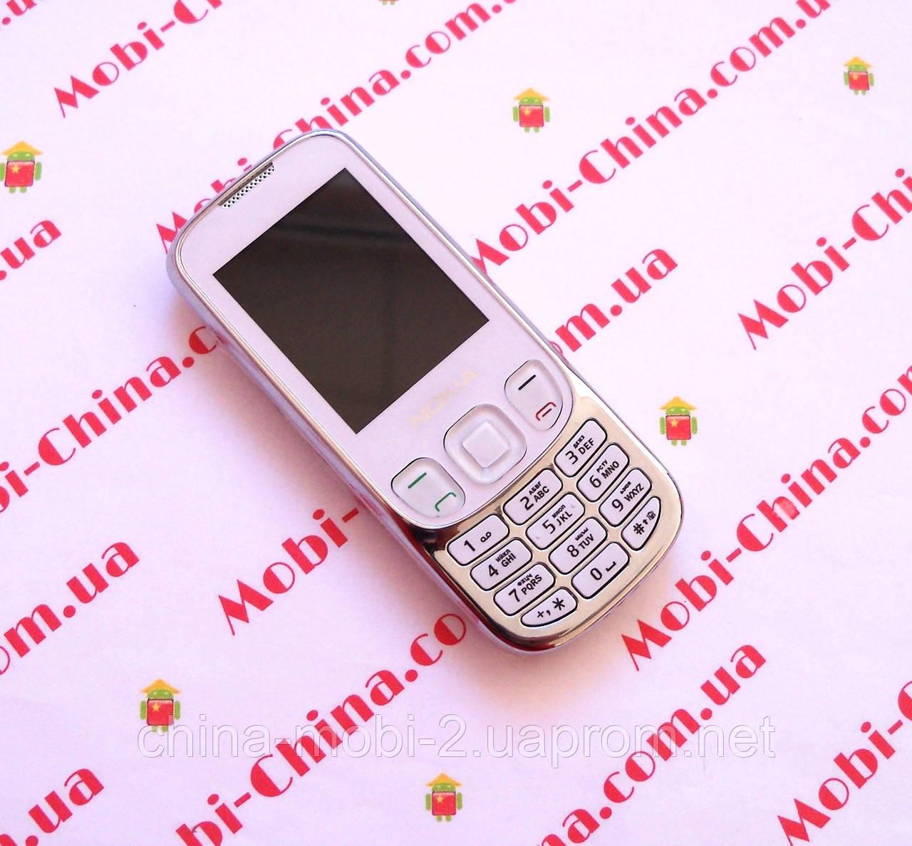 Копия Nokia 6303 на 3 сим-карты (nokia S6+) new