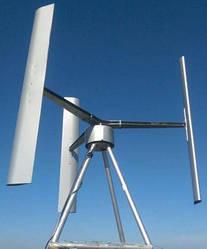 Вертикальный ветрогенератор Буран 2 квт