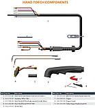 Аппарат ручной плазменной резки EX-TRAFIRE® 30H (230 В), фото 9