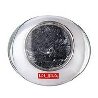 Тени PUPA Luminys Baked Eyeshadow № 12 Shimmering Black / Мерцающий черный
