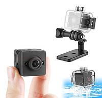 Мини камера SQ12 с аквабоксом