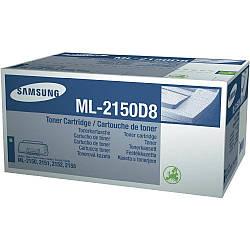 Заправка картриджа:  Samsung ML-2150D8