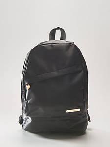 Рюкзак HOUSE - Черный с застежками сердечками (чорний)