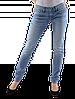 Женские джинсы Levis 524™ Skinny Jeans Blue denim
