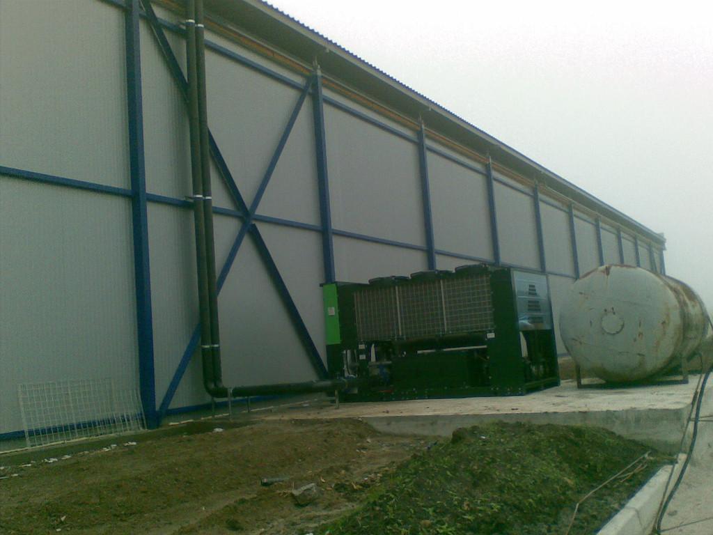Овощехранилище на 10 000 т. в Кировоградской обл.