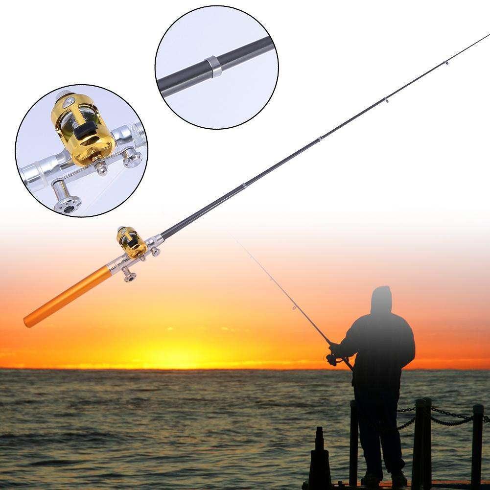 Карманная удочка Pocket Fishing Rod