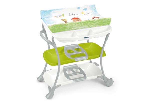 Пеленальный столик CAM NUVOLA мульти (C610008-C222)