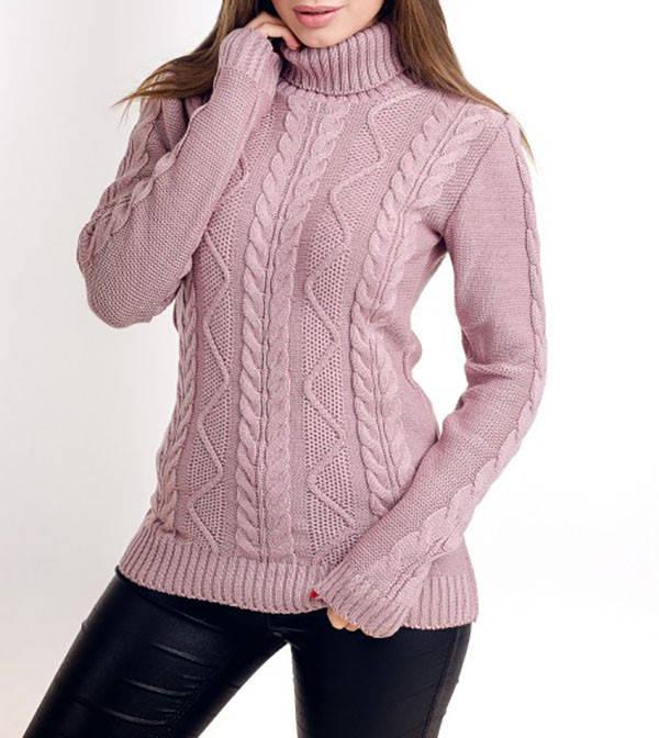1bc8c6f90ea Купить Стильный женский свитер