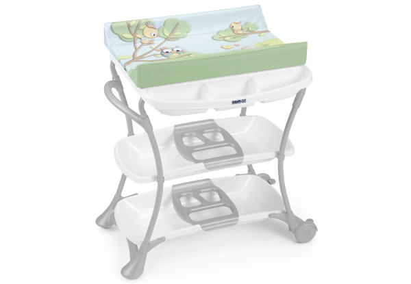 Пеленальный столик Cam Nuvola мульти (C610008-C225)