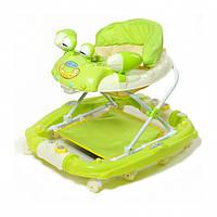 Ходунки детские TILLY 22088 GREEN с качалкой, фото 1