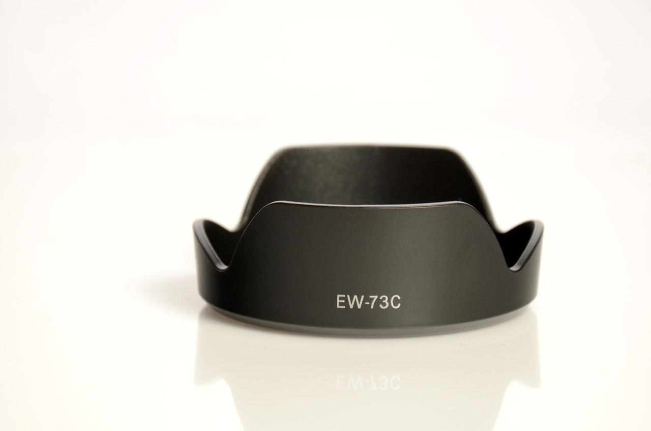 Бленда Ynniwa EW-73C для Canon EF-S 10-18mm f/4.5-5.6 IS STM