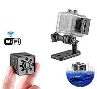 Мини камера SQ13 WiFi аквабокс