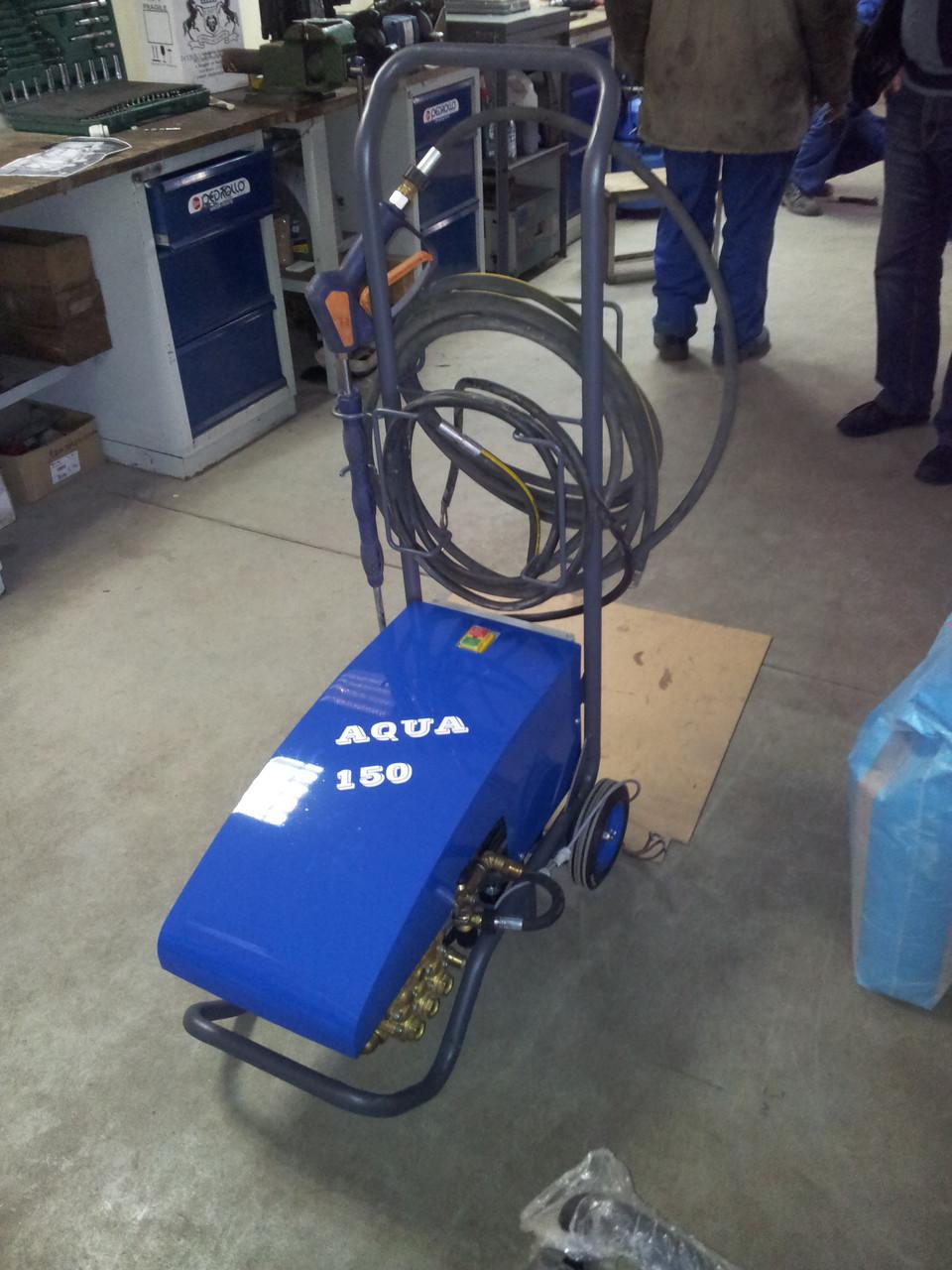 Аппарат высокого давления воды  мобилный «Star Jet» М