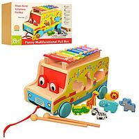Деревянная игрушкаРазвивающий ЦентрMD1084