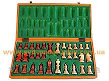 Шахматы из натурального дерева С149с Турнирные 6, фото 2