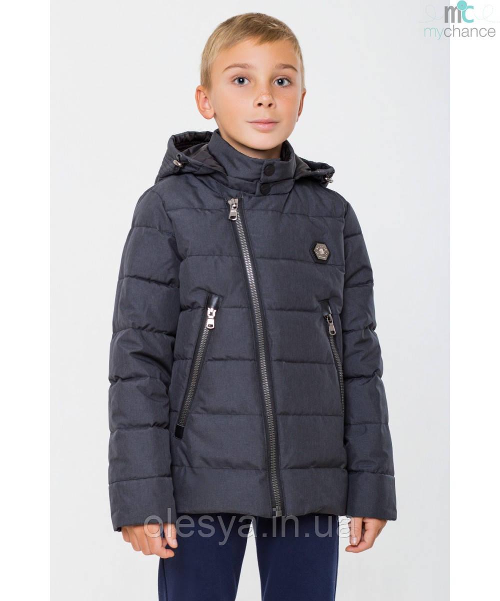 Демисезонная курточка на мальчика Артур Размеры 122- 164 Новинки весны 2019!