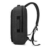 Рюкзак для ноутбука 15.6″ Pomona Bagsmart черный , фото 2