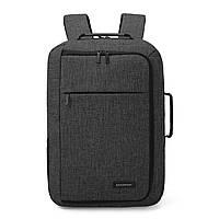 Рюкзак для ноутбука 15.6″ Pomona Bagsmart черный , фото 5