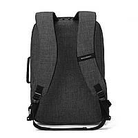 Рюкзак для ноутбука 15.6″ Pomona Bagsmart черный , фото 9