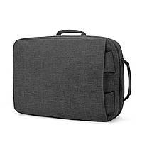 Рюкзак для ноутбука 15.6″ Pomona Bagsmart черный , фото 8
