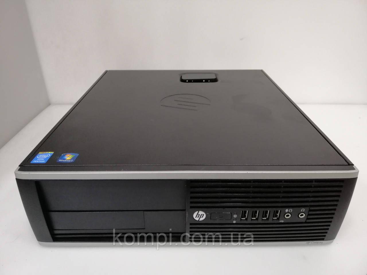 Системний блок HP Elite 6300 s1155 (Intel Pentium G2020/4Gb DDR3/Video INTG/HDD 160GB/ WIN 7)