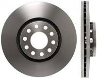 Тормозной диск передний Audi A100, A4, A6 4B0615301A, фото 1