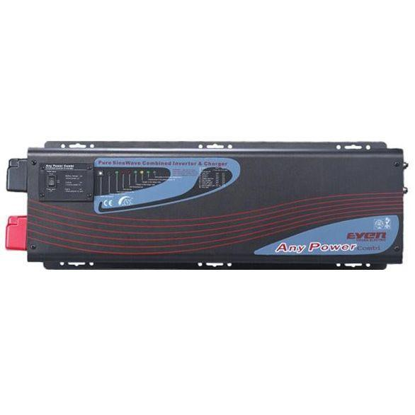 Гибридный ИБП+стабилизатор 3000Вт 24В + MPPT контроллер 60А 24В, APSV 3000W-24V