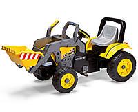 MAXI EXCAVATOR детский педальный трактор от Peg-Perego