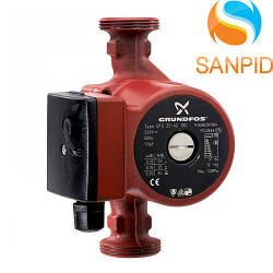 Насос циркуляционный Grundfos UPS 25-40 180 (99309921)