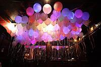 Светящиеся воздушные шары в г. Белая Церковь