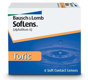Контактные линзы Soflens Toric