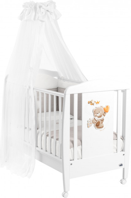 Балдахин для кроваток CAM Белый (G290)