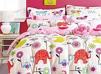 Постельное белье в детскую кроватку Viluta Сатин (190)
