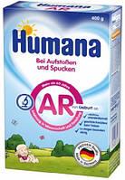 Молочная смесь Humana AR Антирефлюкс 400 г Суміш молочна суха